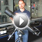 Features of the SkyView Pro 120mm EQ Refractor Telescope
